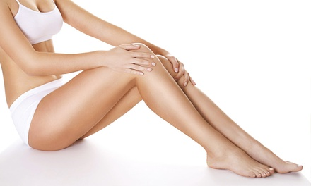 3 Laser Hair-Removal Treatments for Small, Medium, or Large Area at All About Me Medical Day Spa (Up to 82% Off)