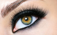 Eyelash Extensions at Vida Emanuel European Day Spa (Up to 77% Off). Three Options Available.