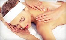 60-Minute Custom Massage for One or Two at Anew Body Oasis in Virginia Beach (Up to 51% Off)