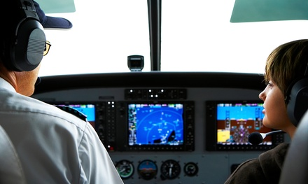 $99 for One Introductory Discovery Flight Lesson at Nashville Flight Lessons ($199.99 Value)