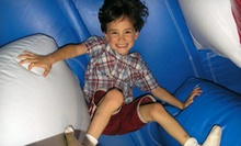 $16 for Four Indoor Playground Visits to Jump!Zone ($32 value)