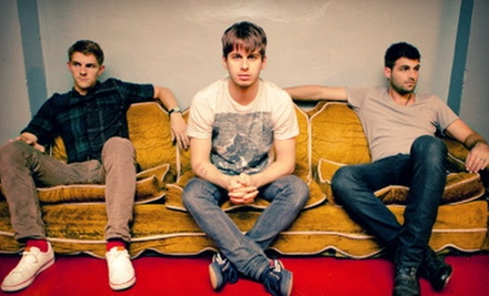 Foster the People at U.S. Cellular Center Asheville on Friday, June 21, at 8 p.m. (Up to 41% Off)