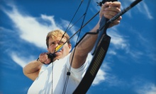 Four-Visit Archery Package or a 30-Minute Private Lesson for Up to Five at Archers Afield (Up to 66% Off)
