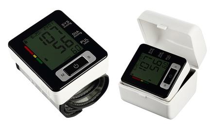 HealthPro Wrist-Cuff Blood Pressure Monitor