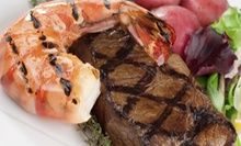 Argentinian Steak-House Cuisine at Buenos Aires Gardens (Half Off). Two Options Available.