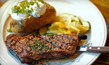 Lunch for Two or Dinner for Two or Four at Sidelines Grille (Half Off) 