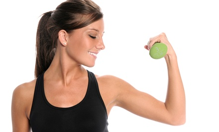 Two In-Home Personal-Training Sessions from Inhometrainer (Up to 66% Off)