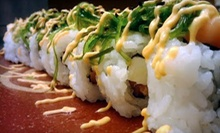 Beginner-Sushi-Making Class for 1, 2, or 4 with Complimentary Snacks and Rolls from Birmingham Sushi Classes (52% Off)