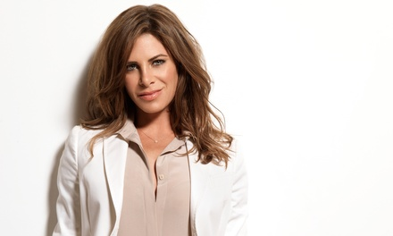 Jillian Michaels: Maximize Your Life Tour at McFarlin Auditorium on Friday, April 4, at 7 p.m. (Up to 42% Off)