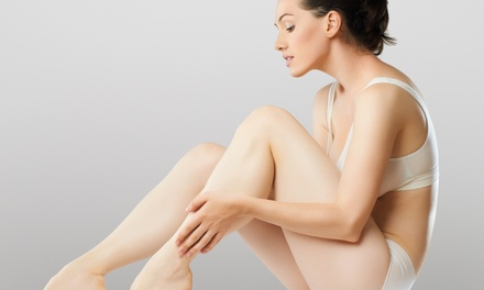 Six Laser Hair-Removal Sessions for a Small, Medium, or Large Area at Defining Beauty (Up to 86% Off)