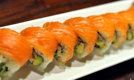 $20 for $40 Worth of Sushi at Wildfish