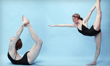 10 Hot Yoga Classes or One Month of Unlimited Hot Yoga Classes at Bikram Yoga Pittsburgh (Up to 87% Off)