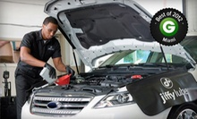 One, Two, or Three Signature Service Oil Changes at Jiffy Lube (Up to 57% Off)