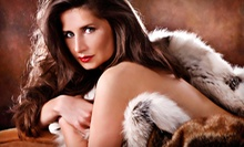 $99 for an In-Studio Boudoir Photo Shoot with Three Digital Images at Paulette Mertes Studios ($525 Value)