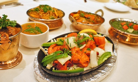 Indian Cuisine at Delhi 6 (47% Off).