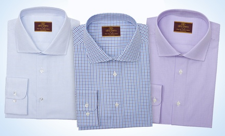 Alfa Perry Men's Dress Shirts. Multiple Styles, Sizes, and Sleeve Lengths Available. Free Returns.