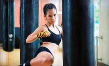 10 or 20 Adult or Children's Kickboxing Classes at NJ United Mixed Martial Arts (Up to 90% Off)