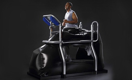 5 or 10 30-Minute Therapeutic AlterG-Treadmill Sessions at The Performance Health and Wellness Center (Up to 93% Off)