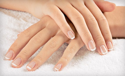 $22 for a Paper-Wrap Manicure at Jennifer's A Millennium Salon ($45 Value)