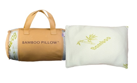 Bamboo Comfort Pillows; 1 or 2 from $34.99–$59.99