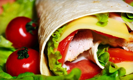 $15 for $30 Worth of Café Food at Serenity Cafe & Catering