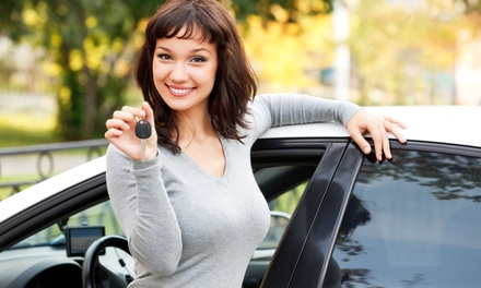 $15 for a Defensive-Driving Course from The On-Line Traffic School, Inc. ($34.95 Value)