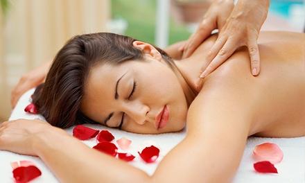 $55 for a 90-Minute Deep-Tissue, Shiatsu, Thai Combo Massage at Mary's Shiatsu ($100 Value)