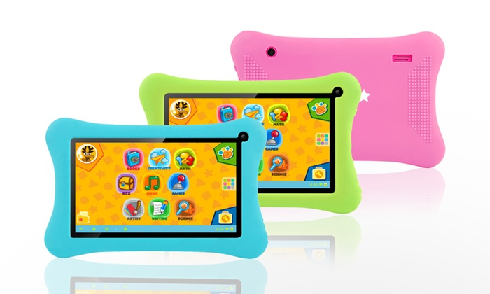 "TabStar Kids 7"" 4GB Tablet"