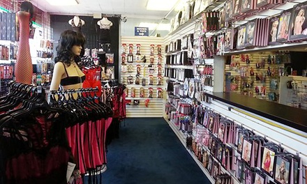Adult Toys and Items with Options for Pocket Rocket at Romantic Depot (Up to 55% Off). Three Options Available.