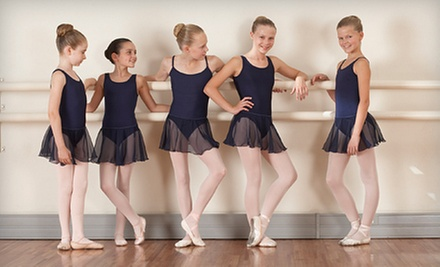 5 or 10 Ballet Classes at The School of Ballet Arts (Up to 61% Off)