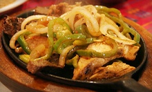 Mexican Dinner Cuisine at Miguelito's Mexican Restaurant (Half Off). Two Options Available.