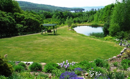 Groupon Deal: 2-Night Stay for Two with Romance Package at Coppertoppe Inn and Retreat Center in Hebron, NH