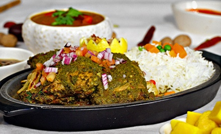 $20 for Two Vouchers for Indian-Goan Cuisine at Indo Fusion ($40 Value)