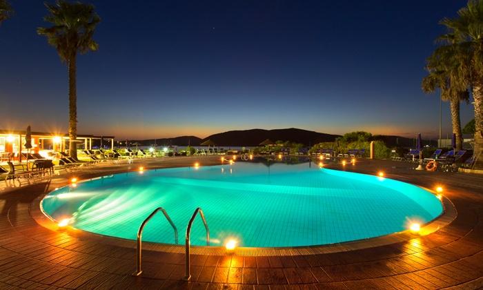 Hotel Corte Rosada - Hotel Corte Rosada: Sardegna, Hotel Corte Rosada 4* - 7 notti ad Alghero con colazioni e cene da 199 € a persona