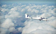 $140 for a 4,000-Foot Piloted Gliding Package with DVD and a Baseball Cap at Cross Country Soaring ($280 Value)