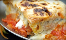 Italian Food for Two or Four at Marianos Tavern (Up to 56% Off)