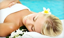Detox Body Wrap with Optional Massage or Three Detox Body Wraps at Corner Canyon Health and Wellness (Up to 57% Off)