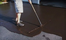 Seal Coating on Two- or Three-Car Driveway from Super Seal Sealcoating (Up to $229 Value)