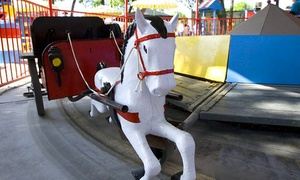 Unlimited Rides For Four At Kiddie Park (up To 64% Off). Three Options Available.