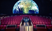 Four Tickets to a Weekend Show or Weekday Matinee at Mayborn Planetarium (Up to Half Off)