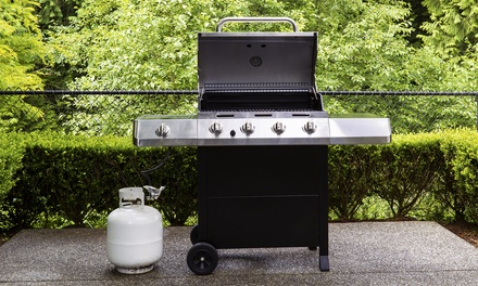 $11 for a Propane Refill for One 20-Pound Tank at Brookfield Party Rental ($19 Value)