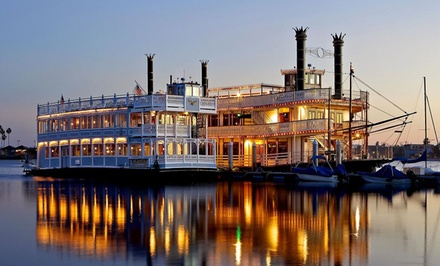 Sternwheeler Cruise for One, Two, or Four from Bahia Belle Boat Cruise (Up to 50% Off)