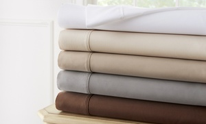 Prestige Collection 800-thread-count 6-piece Cotton Blend Sheet Set