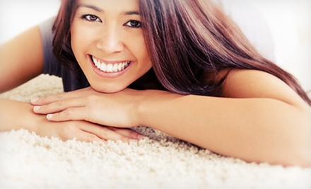 $119 for Carpet Cleaning for a Whole House from Mess Maid Right NW ($435 Value)