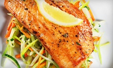 $119 for Seven Days of Customized and Delivered Healthy Meals from SlenderZone ($299.81 Value)