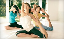 "Yoga Classes and Screening of ""Change: The LifeParticle Effect"" on June 23 at Dahn Yoga (Up to 76% Off)"