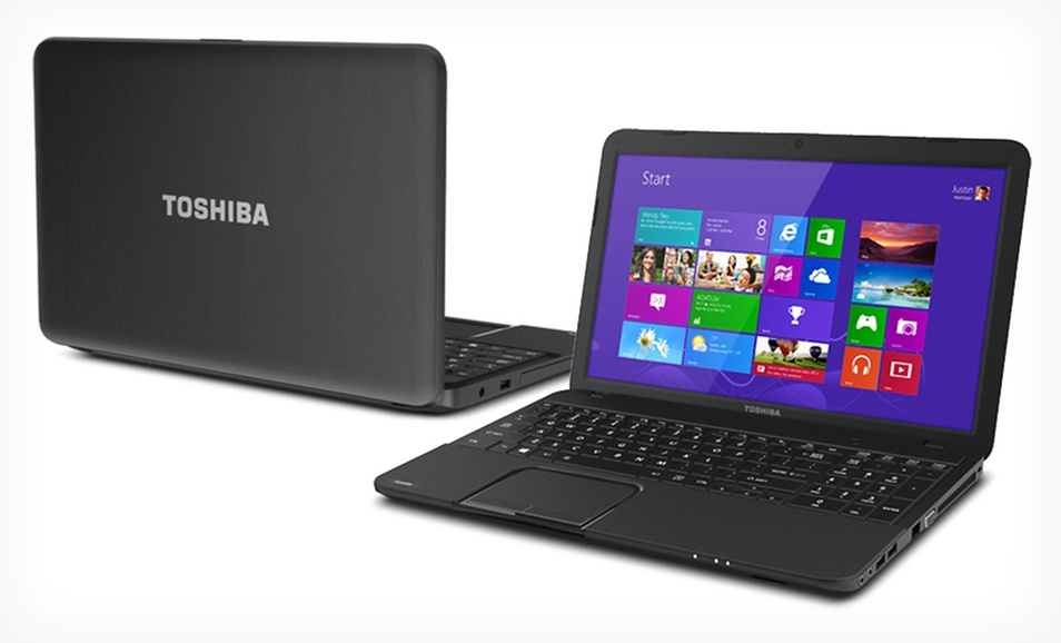 Groupon: From $299.99 for Toshiba Satellite 15.6″ Laptops – Online ...