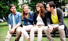 Comedy Walking Tour for Two or Four from Cajobri Comedy Walk (Up to 63% Off)