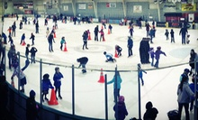 Ice Skating with Skate Rental for Two or Four at NoCo Ice Center in Fort Collins (Up to 56% Off)