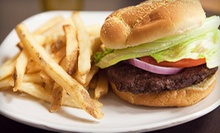 Pub Food at The Dugout (Up to 53% Off). Two Options Available.